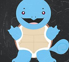 Squirtle by zcrb