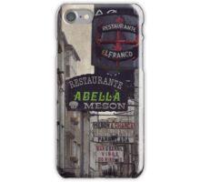 O  Franco iPhone Case/Skin