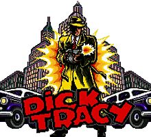 Dick Tracy by Lupianwolf