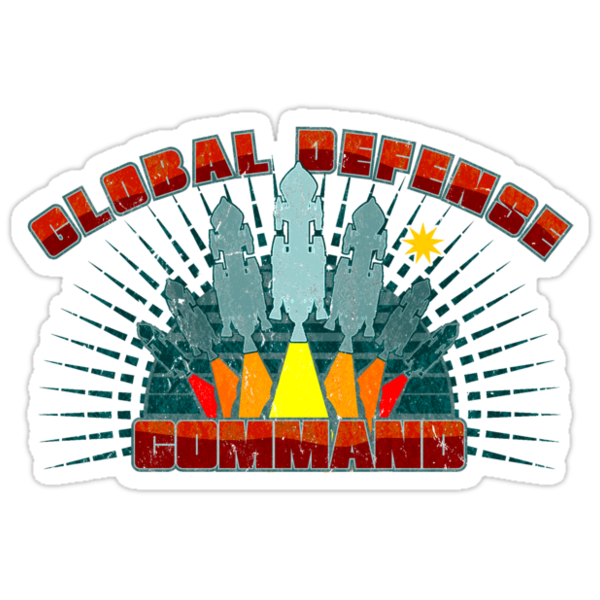 Global Defense Command - Dark by Jeffery Wright