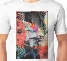 Table and Chairs Unisex T-Shirt