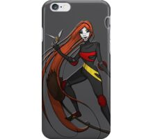 Ginny Weasley-Potter iPhone Case/Skin