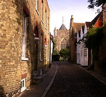 St Mary's Church, Rye, East Sussex by JonathaninBali