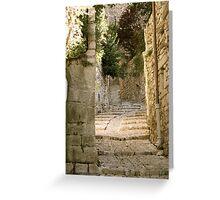 Provence 8 Greeting Card