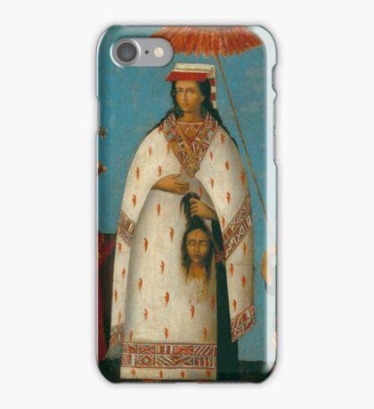 Peruvian Princess iPhone Case/Skin
