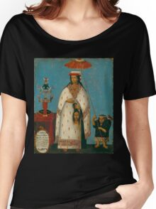 Peruvian Princess Women's Relaxed Fit T-Shirt
