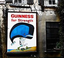 Guinness For Strength by George Oze