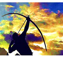 The Archer Photographic Print
