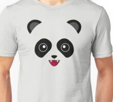 White Kawaii Panda ! ON SALE FOR LIMITED TIME ! Unisex T-Shirt