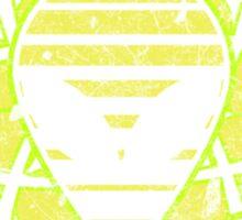 Atomic Alien - Dark Sticker