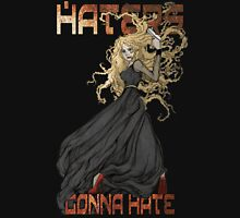 River Song: Haters Gonna Hate Womens Fitted T-Shirt