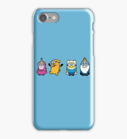 Time for a Minion Adventure iPhone Case/Skin