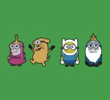 Time for a Minion Adventure Kids Clothes