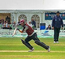 Justin Langer. Record Australian Batsman by Bob Culshaw