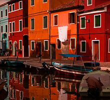 Burano Living by Paul Tait