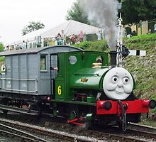 Percy Seems Perky ! by Colin  Williams Photography