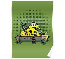 Minion the Hutt Poster