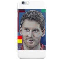 Leo Messi iPhone Case/Skin
