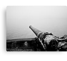 Defence Canvas Print