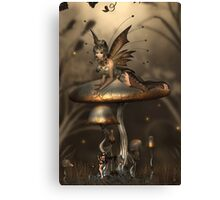 Magicial Creatures of the Underworld Canvas Print