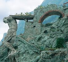 The Ruins of Neptune by Bob  Perkoski