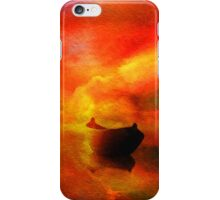 Sunset Therapy iPhone Case/Skin