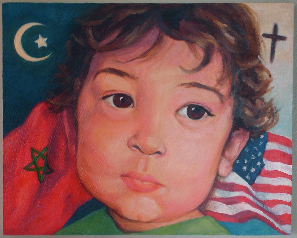 I Am Obama by Amanda Burns-Elhassouni