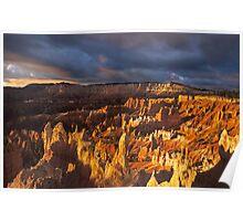 Bryce Canyon Sunrise. Utah. USA. Poster