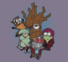 Galaxy Minions Kids Tee