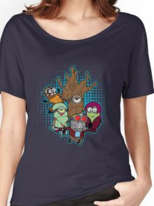 Galaxy Minions Women's Relaxed Fit T-Shirt