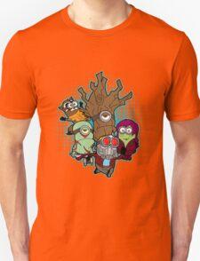 Galaxy Minions Unisex T-Shirt