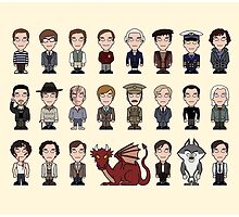 A Field Guide to the Common Cumberbatch (case/skin/pouch) by redscharlach