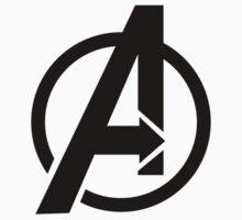 Avengers' Logo Kids Clothes