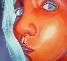 Self-Portrait 1 by laumbach90