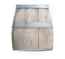 Barrel  Mini Skirt
