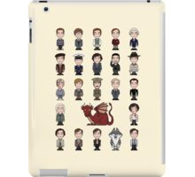A Field Guide to the Common Cumberbatch (case/skin/pouch) iPad Case/Skin