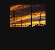 Fire Sky Unisex T-Shirt