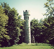 Vintage Tower by Mark Willson