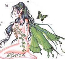 Woodland Fairy by Holly Davies