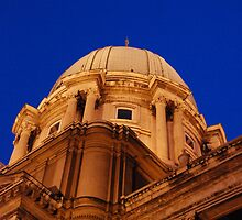 Dome at Dusk by pangea