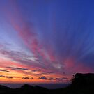 Cornwall: It&#x27;s That Sky Again at Boscastle by Rob Parsons