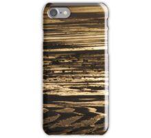 Wavy lines of Par iPhone Case/Skin