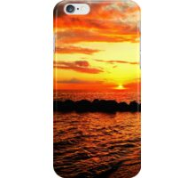 Just Beyond the Sunset iPhone Case/Skin