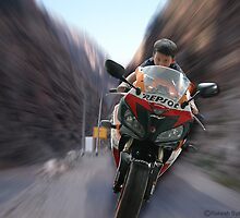 FULL THROTTLE by RakeshSyal