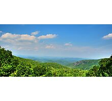 smoky mtns Photographic Print