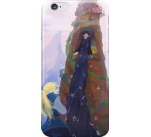 Once Upon A Tangled iPhone Case/Skin