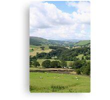 Yorkshire. Canvas Print
