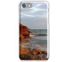 Par Beach looking East iPhone Case/Skin