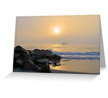 Romeo Sunrise 2014 Greeting Card