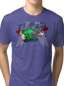 Music me Tri-blend T-Shirt